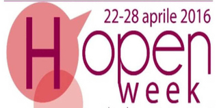 Open week bollino rosa 2016 piccola